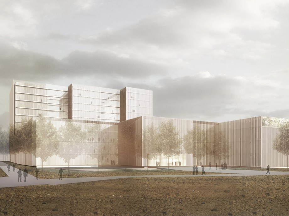 KAAN-Architecten-Faculty-of-Pharmacy-Granada-02